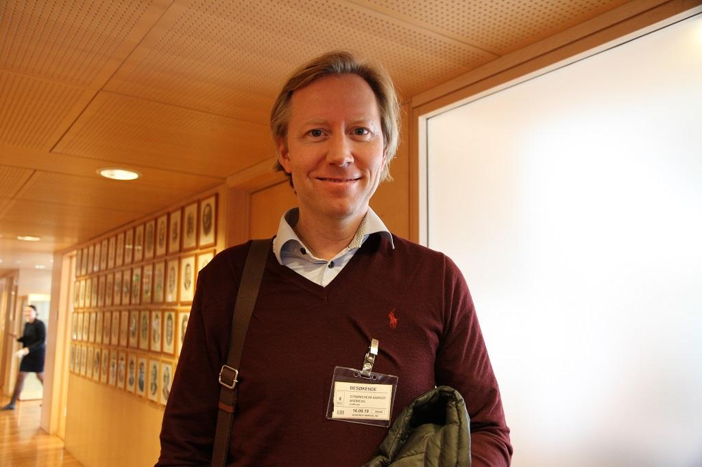 Andreas Strømsheim-Aamodt