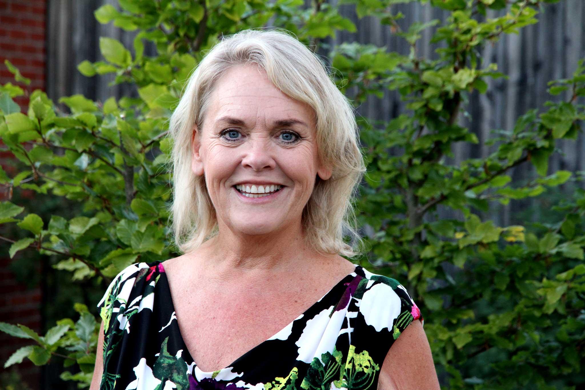 Inga Britt Kjellevold Haugen (M.phil, Dr.philos)