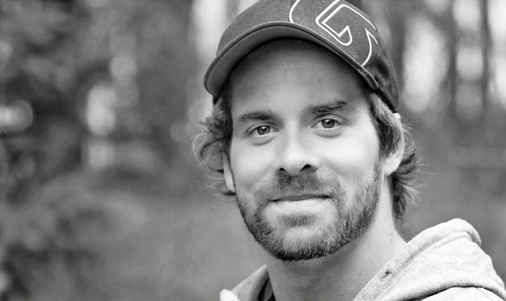 Portrettbilde av Jostein Kaasa i sort-hvitt. Foto: Privat