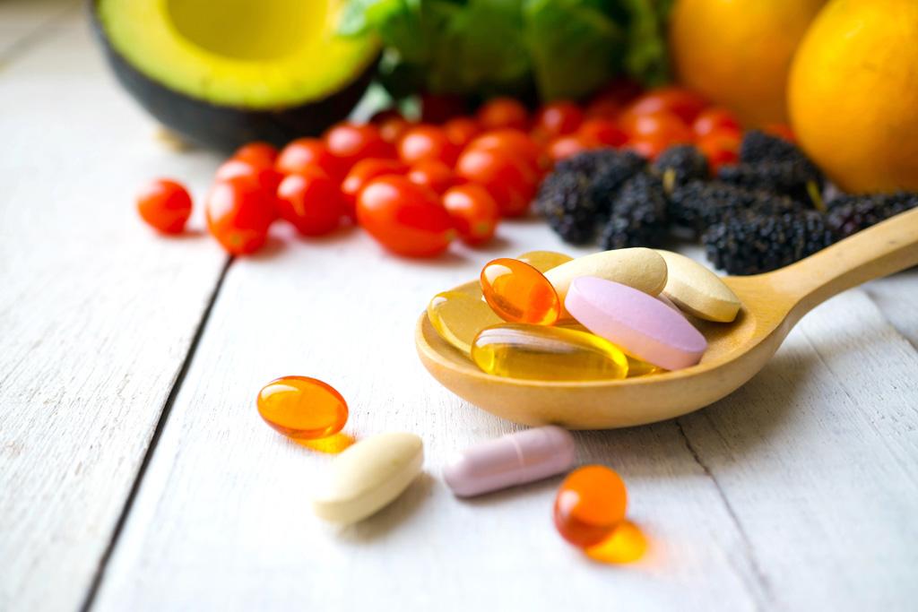 Frukt, grønt og vitaminer. Foto: Scanpix